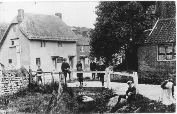 Jew Detector: Easterton Bridge In Edwardian Days