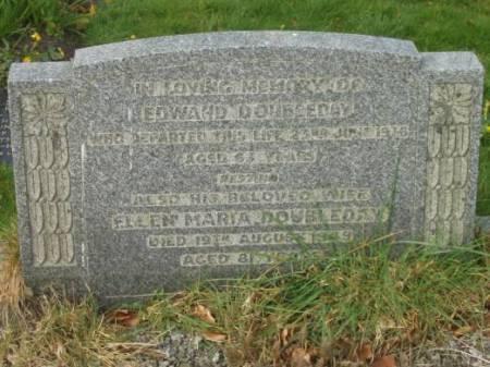 The Doubleday Headstone in Market Lavington church yard