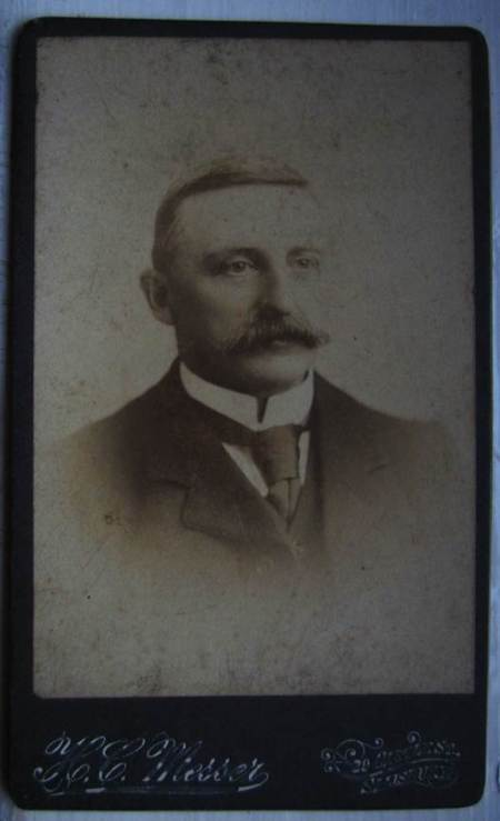 James Welch of Market Lavington - a fine Victorian gentleman
