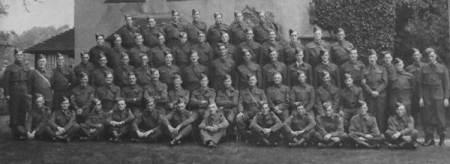 Home Guard men