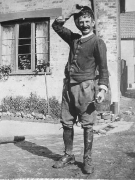 Arthur Potter of Market Lavington (1882 - 1946)