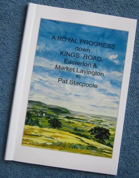 A lovely new book about Kings Road in Market Lavington. and Easterton It can be read at Market Lavington Museum.