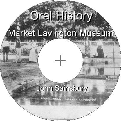 Market Lavington Museum Oral History Prioject