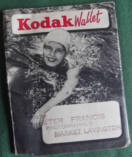 Negative wallet - Peter Francis of Market Lavington