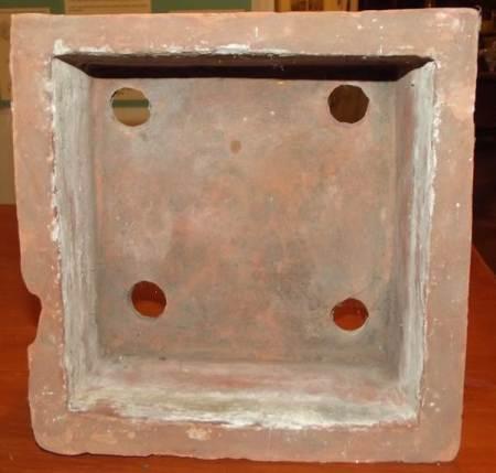 seed pan drainage holes