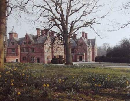 Market Lavington Manor has been owned by Dauntsey's School since 1926
