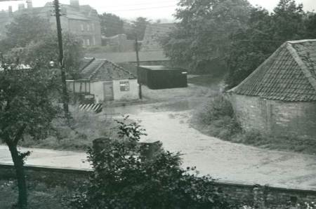 Broadwell, Market Lavington, in the 1960s