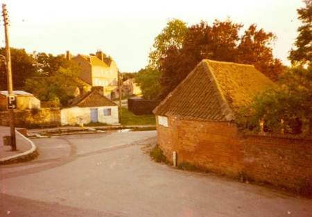 Broadwell, Market Lavington in 1975