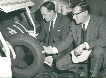 One of these men is Edgar Haines who opened and ran a garage and filling station in Market Lavington