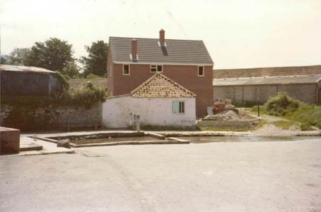 Broadwell, Market Lavington in about 1980