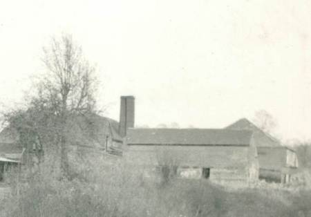 The main brickworks building is now occupied by the ATAC company