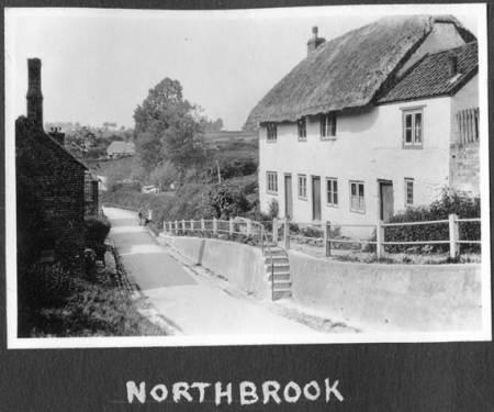 view of Northbrook, believed to be in 1929