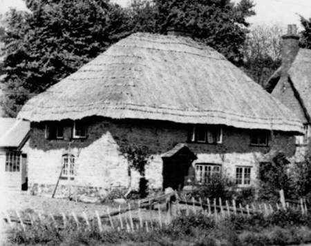 An Easterton cottage - 1950s