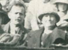 Mr and Mrs George Pike