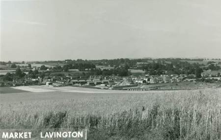 The Fiddington Clays area in the 1960s