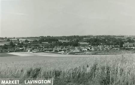 The Fiddington Clays area in the 1960s
