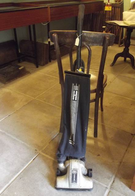 1930s vacuum cleaner at Market Lavington Museum