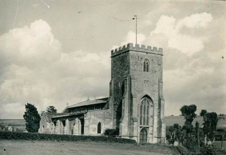 St Mary's, Market Lavington in the 1930s