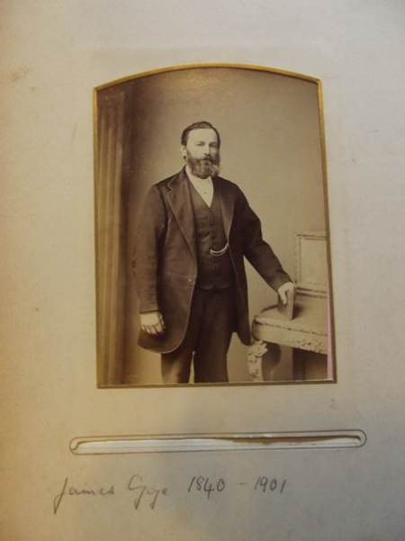 James Gye of Market Lavington - 1840 to 1900