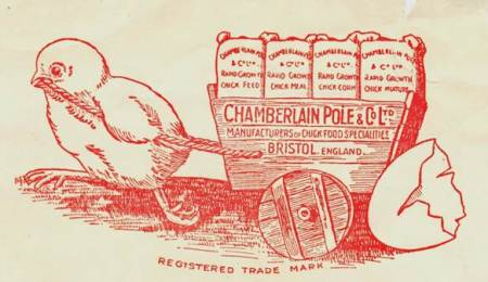 Compant logo for Chamberlain and Pole