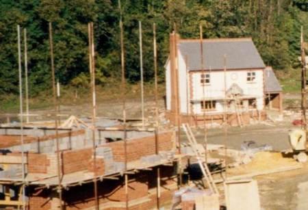 A new house on Beechwood
