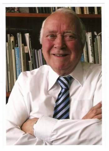 Roger Francis - author of the book
