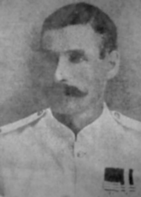 Herbert Pinchin who was raised in Easterton