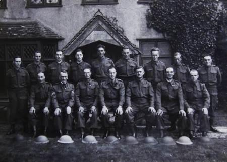 Market Lavington Home Guard in 1941