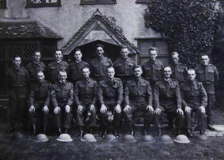 Market Lavington Home Guard in 1941