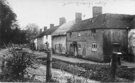 Imber Street - no later than the 1930s