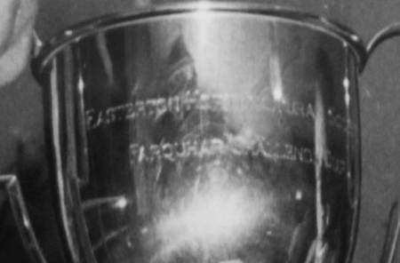 The Farquhar Cup of the Easterton Horticultural Society