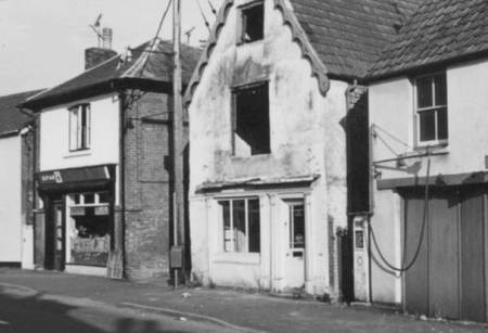 It was a Spar shop in the 70s