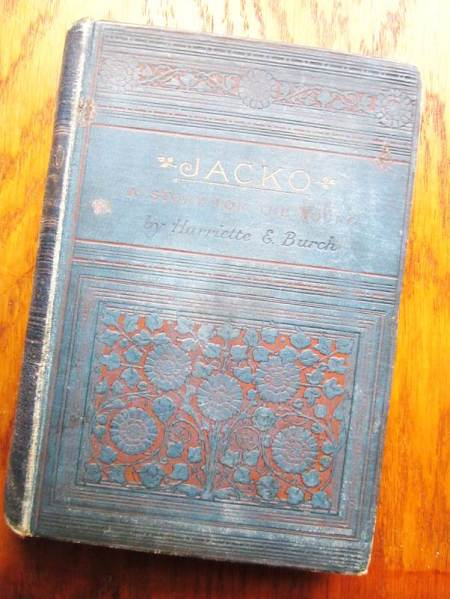Jacko - a story for the young