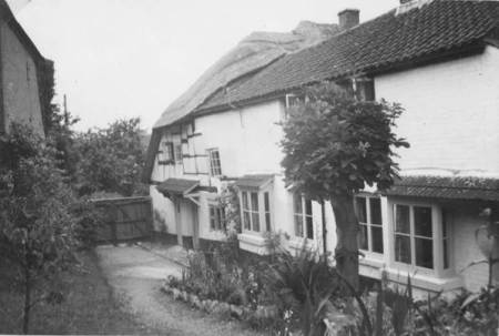 Broadwell Nook in 1955