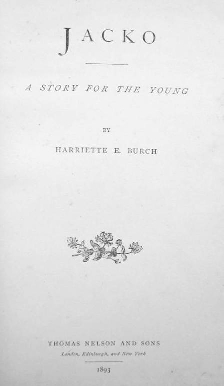 The book was published in 1893