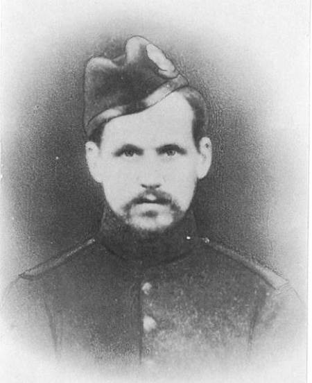William Merritt - 1850 to 1892. Blacksmith of Market Lavington