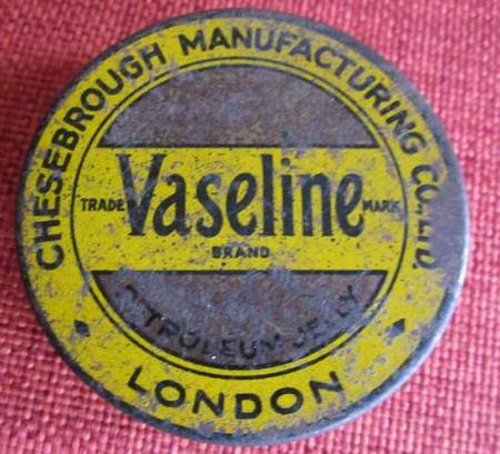 Chesebrough vaseline