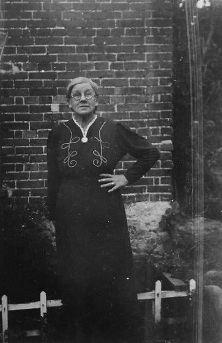 Harriet Hiscock (née Plank)