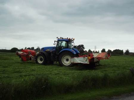 2015 farming - poles apart from the methods of the 1960s