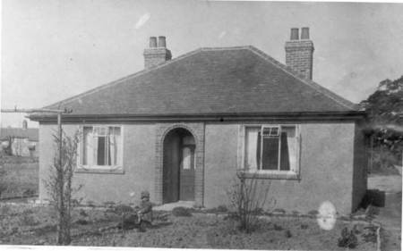 Southcliffe Farm in 1934. It was once the home of the Alexander family.