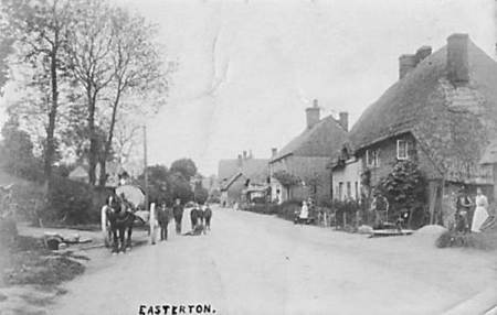 Easterton Street - early 20th century