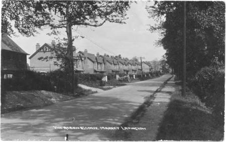 The Alban Estate in about 1930