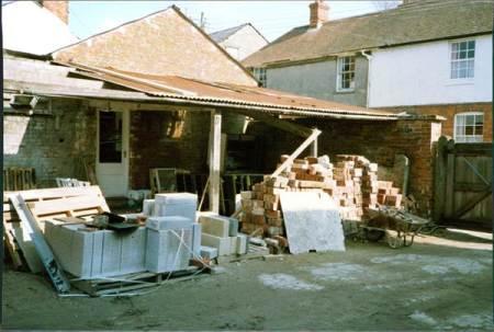 Gye's YHard, White Street Market Lavington in 1989