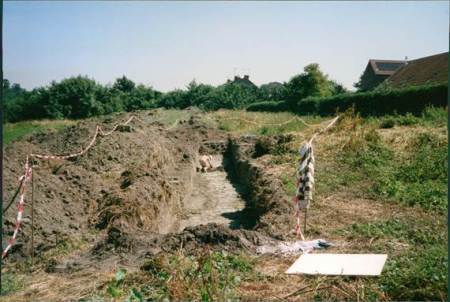 Wessex Archaeology set to work on the Grove Farm site