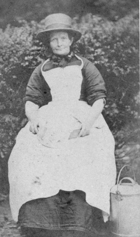 Mary Ann Edwards - possibly from the 1870s