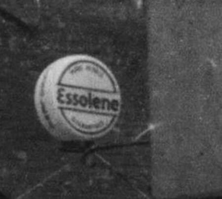 The garage sold Essolene petrol