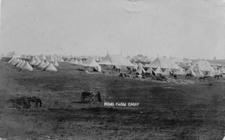 A Pond Farm Camp in 1909