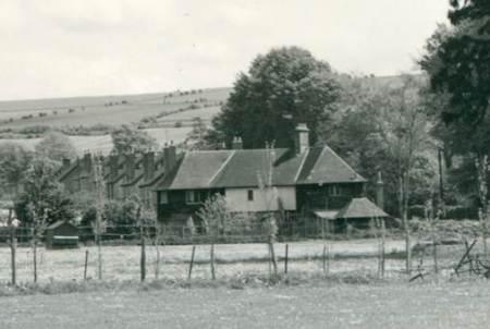 Former cricket pavilion