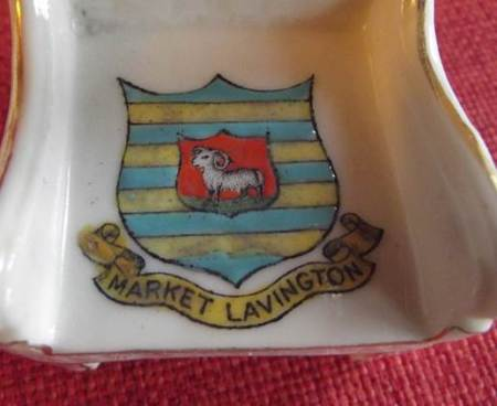 A crest for Market Lavington
