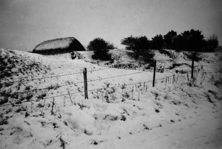 The Barn at Lime Kiln in about 1965